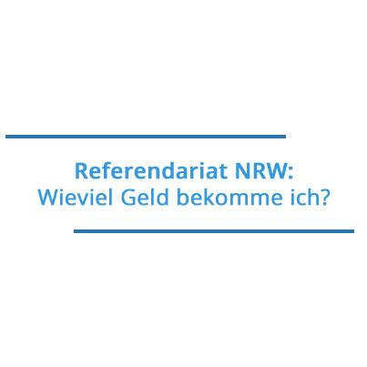 Referendariat Nrw Besoldung / Geld - Was Verdiene Ich