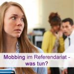 mobbing-referendariat
