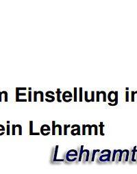 Referendariat-Niedersachsen-Erfahrungen